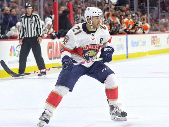 Vincent Trocheck, Florida Panthers