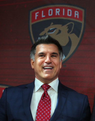 Vincent Viola Florida Panthers