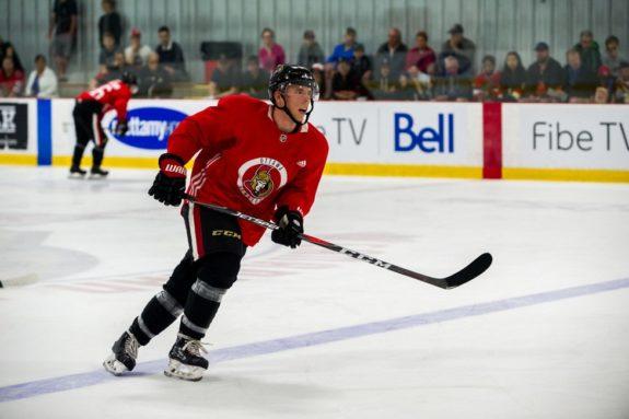 Vitali Abramov Ottawa Senators
