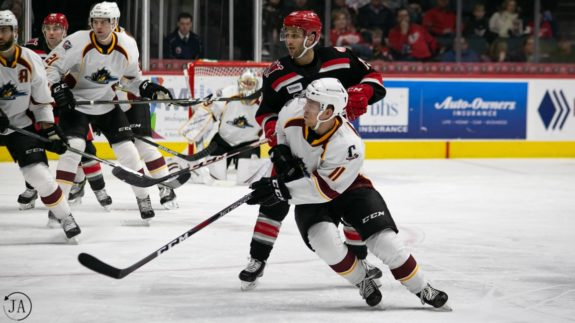 Vitaly Abramov Cleveland Monsters