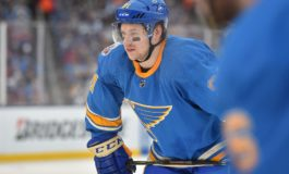 Vladimir Tarasenko Is Back