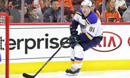NHL Rumors: Kapanen, Carter, Hurricanes, Blues, More