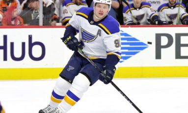 Blues' Past and Present Worthy of Number Retirement