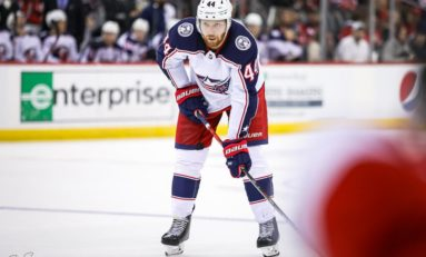 Is Blue Jacket Gavrikov Exempt From Expansion Draft?