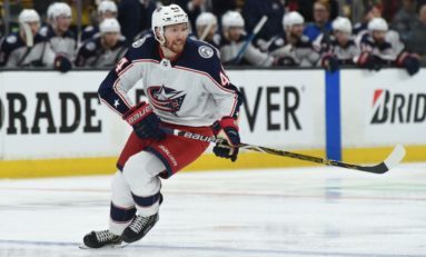 Vladislav Gavrikov's Very Good Blue Jackets' Start