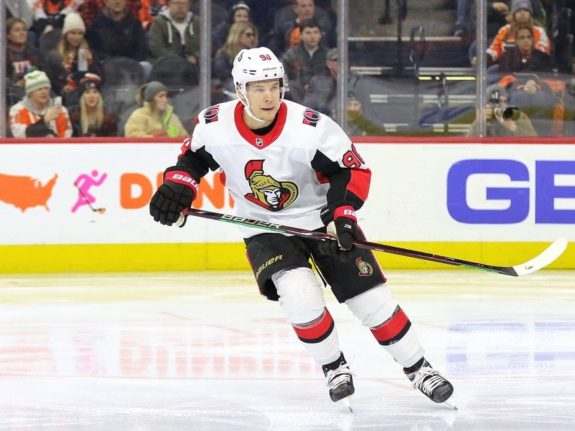 Pageau on the move as Senators make National Hockey League trade deadline deals