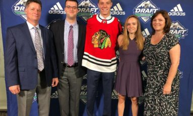 Q & A with Blackhawks Prospect Alex Vlasic