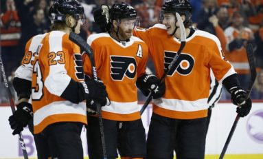Flyers Cap Franchise-Record November with Win Streak