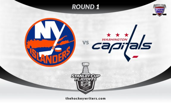2020 Stanley Cup Playoffs Round 1 New York Islanders vs Washington Capitals