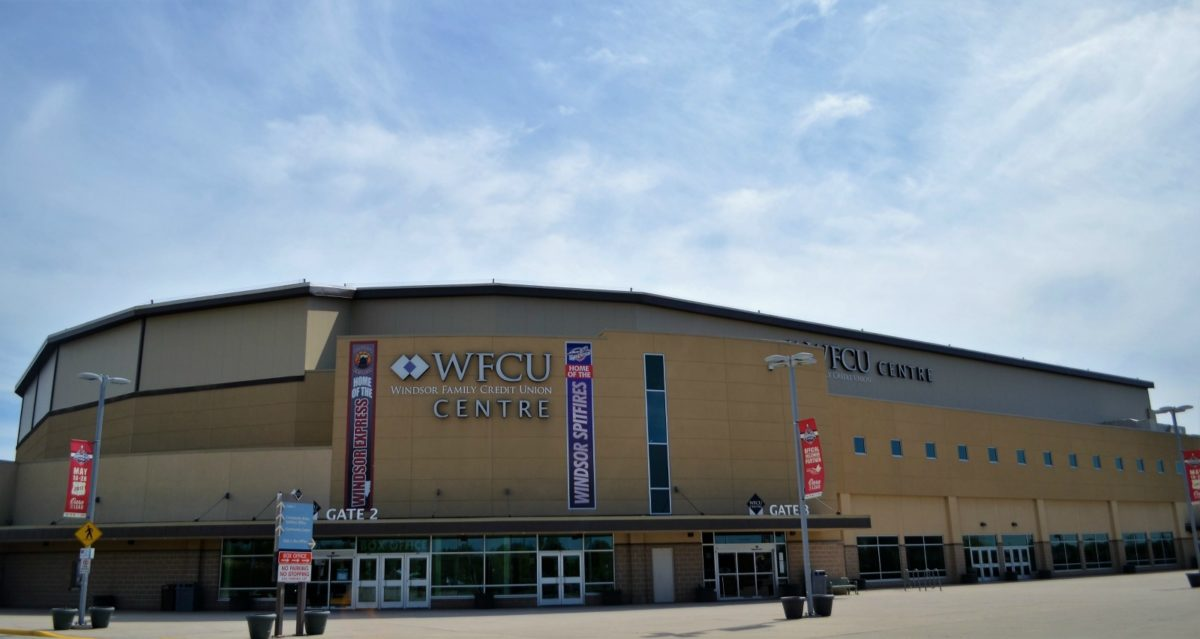 WFCU Centre Windsor Ontario