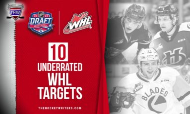 2020 NHL Draft: 10 Underrated WHL Targets