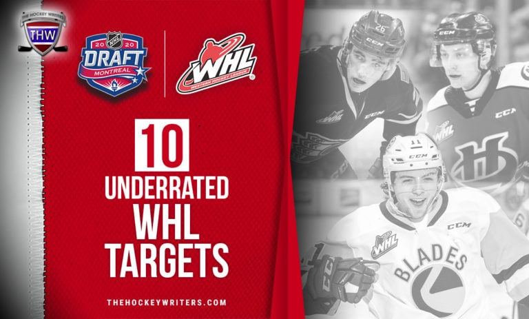 2020 NHL Draft: 10 Underrated WHL Targets Tristen Robins, Jack Finley, and Alex Cotton