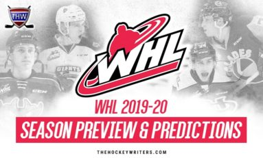 WHL Preview & Predictions: Top NHL Prospects Could Clash for Championship