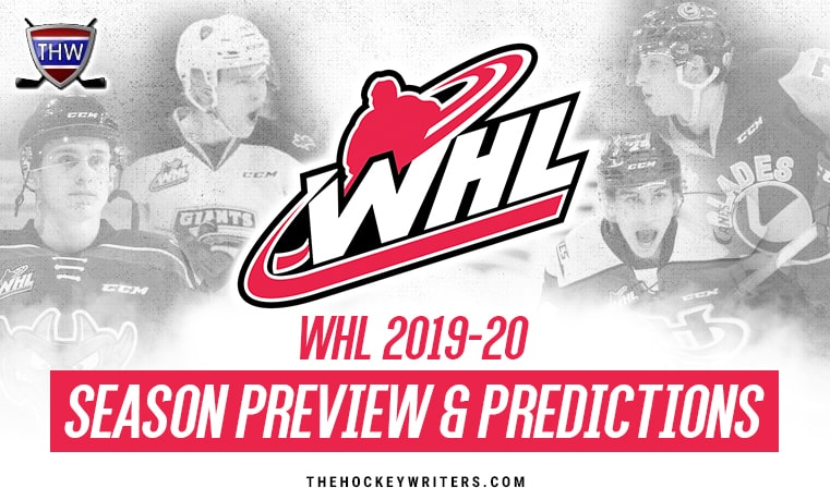 WHL Season Preview & Predictions