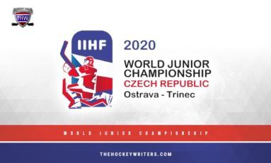 2020 World Juniors: Award Contenders