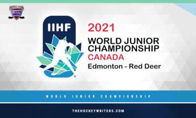 2021 World Juniors: 10 Things to Watch