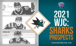 San Jose Sharks' 2021 WJC Prospect Wrap Up