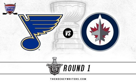 St.Louis Blues Winnipeg Jets
