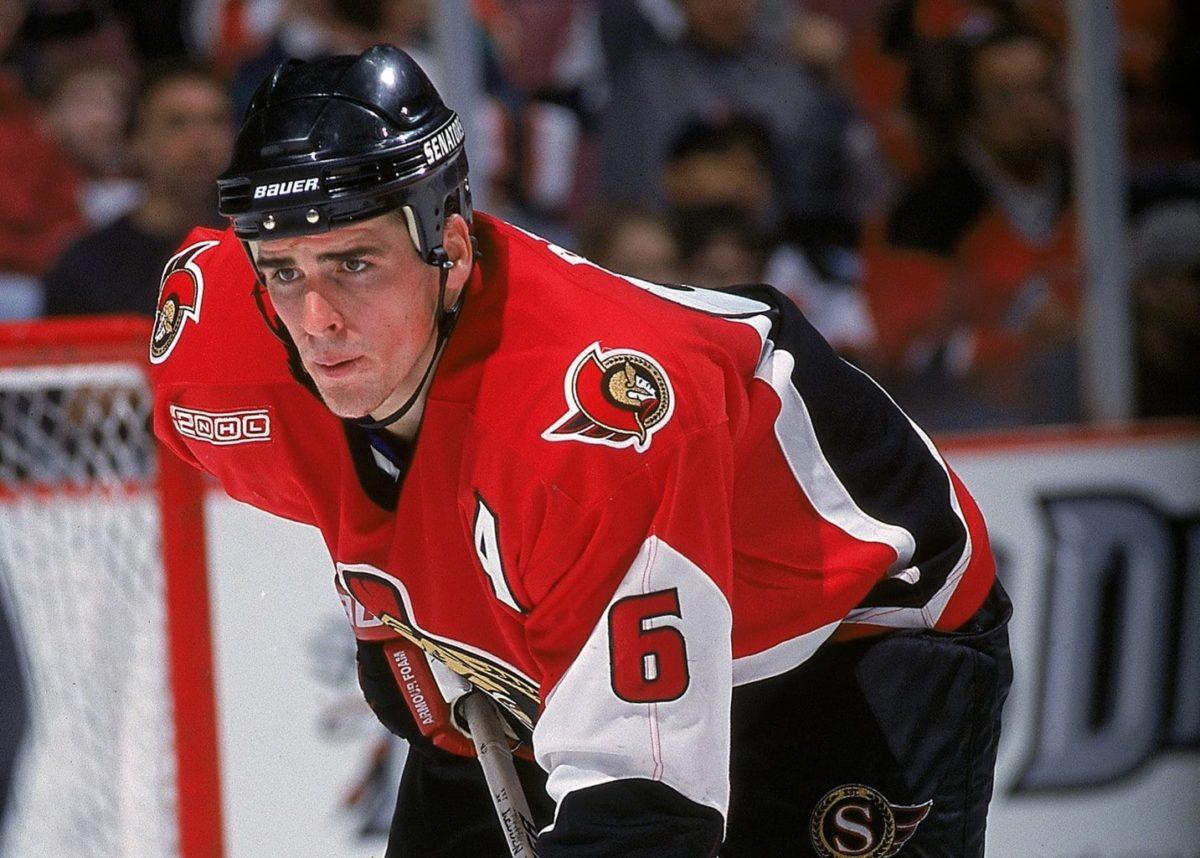 Wade Redden Ottawa Senators