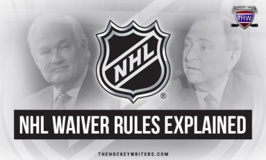 NHL Waiver Rules