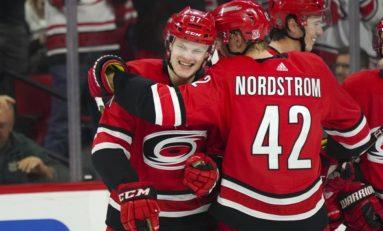 Hurricanes Fans 'Checkered' Emotions