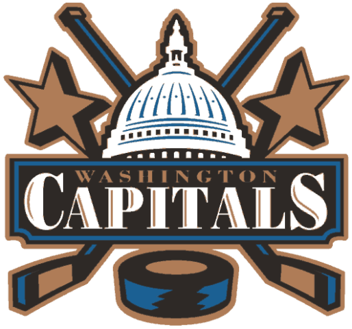 Washington Capitals 1995-2007 Alternate Logo