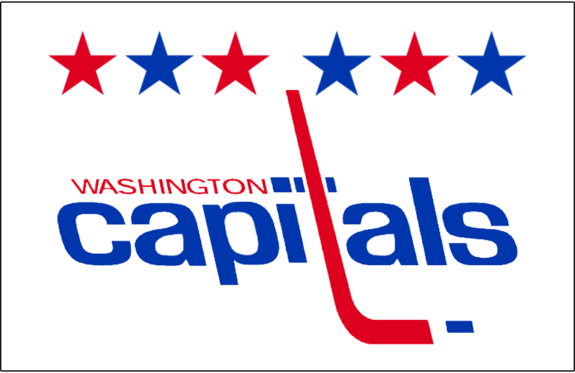 Washington Capitals 2011-15 Alternate Primary Logo