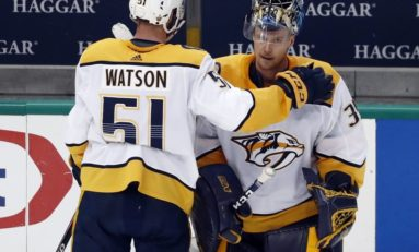 Predators Have Work to Do After Earliest Exit Since 2015