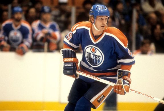 Wayne Gretzky, NHL Offer Sheets