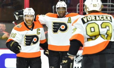 Philadelphia Flyers Roster Prediction