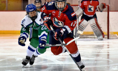 Riveters' Weber Heating Up at the Right Time