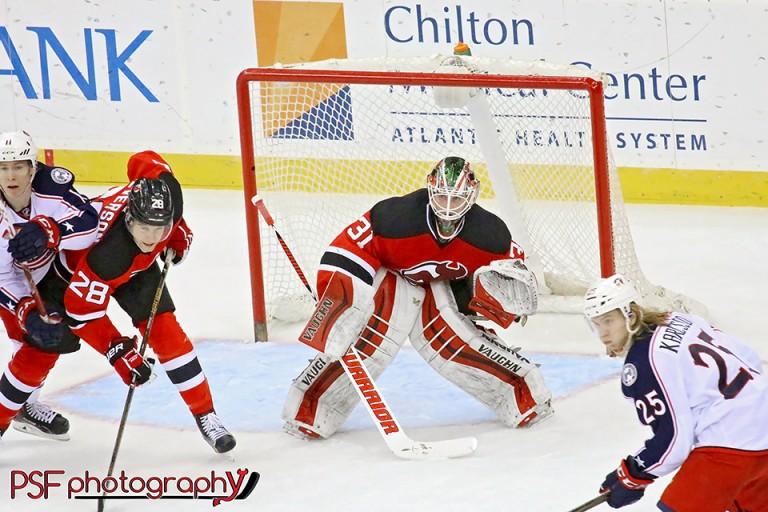 Scott Wedgewood, New Jersey Devils