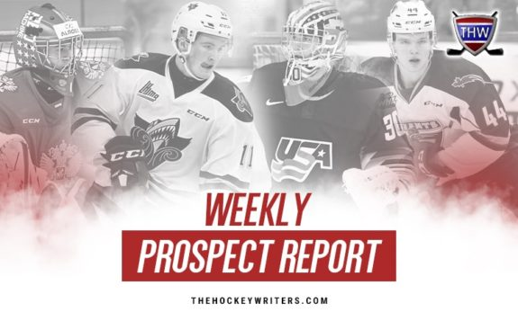 Weekly Prospect Report