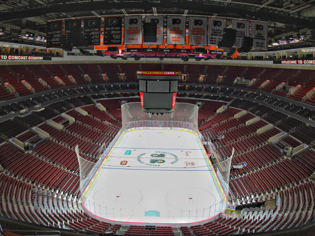 Wells Fargo Center 2017 Flyers