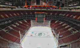 Raging Bullies: Flyers Give Fans Room to Break Stuff for Fun