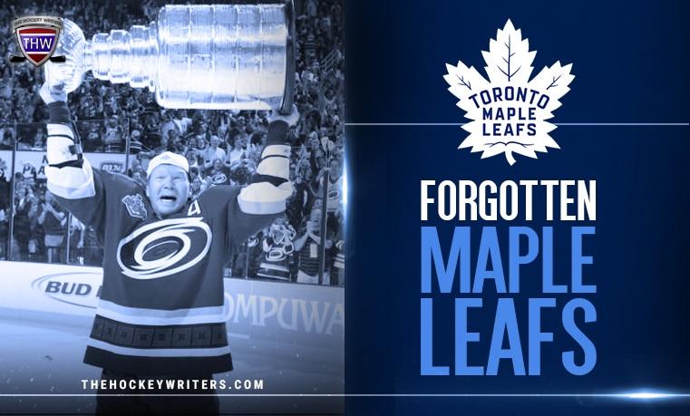 Forgotten Toronto Maple Leafs Glen Wesley