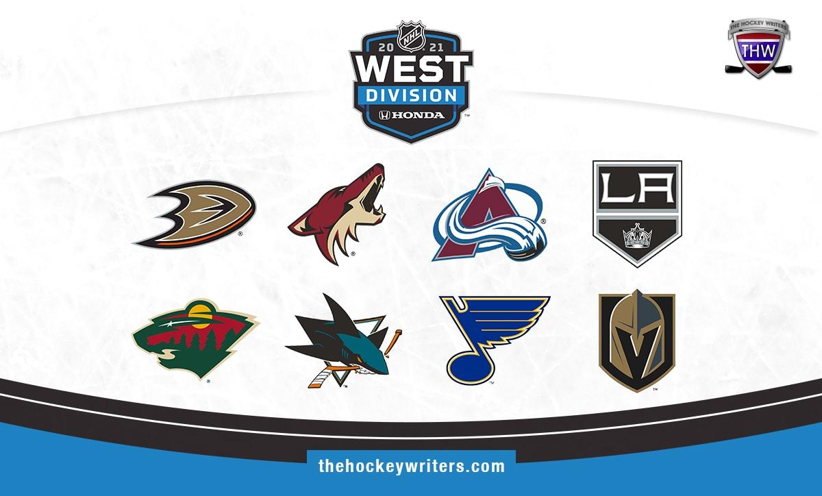 West Division NHL Honda 2021
