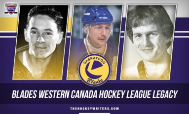 Saskatoon Blades Legacy Began In Western Canada Hockey League