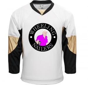 Wheeling Nailers jersey