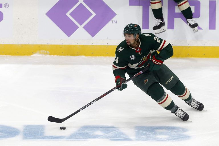 Minnesota Wild Matt Dumba