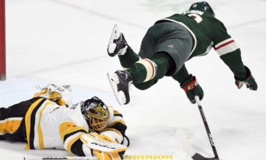 Wild Continue Skid, End 2018 on Losing Note
