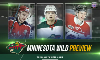 Minnesota Wild Season Preview: A Roster Ready For Success in 2020-21