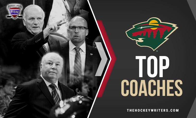 Top Minnesota Wild Coaches