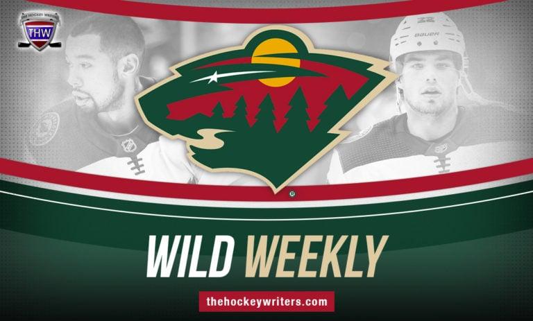 Minnesota Wild Weekly Matt Dumba Kevin Fiala