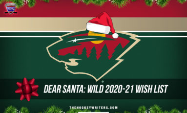 Dear Santa: Wild 2020-21 Wish List