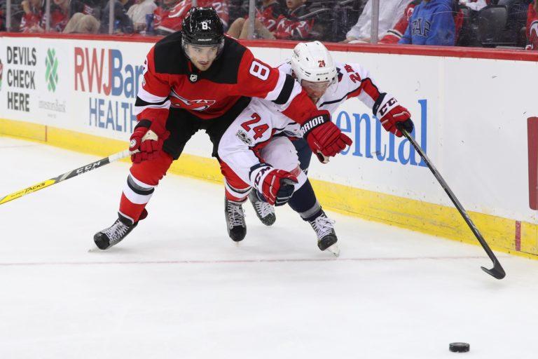 Will Butcher New Jersey Devils