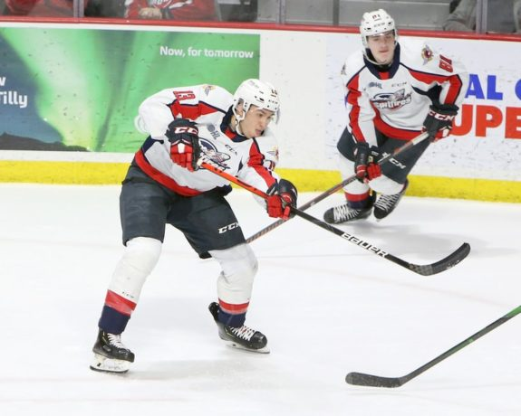 Will Cuylle Windsor Spitfires