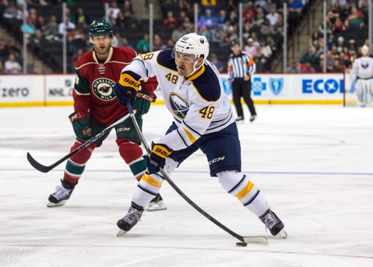 William Carrier, Buffalo Sabres, NHL