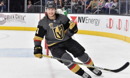 Golden Knights' William Karlsson Top-3 Performances