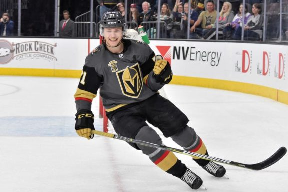 William Karlsson, Vegas Golden Knights, Breakout Player